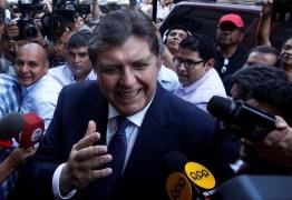 ESQUEMA DE CORRUPÇÃO: Ex-presidente peruano tenta suicídio antes de ser preso, diz polícia