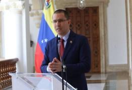 Chanceler da Venezuela chama Bolsonaro de 'dirigente neofascista'