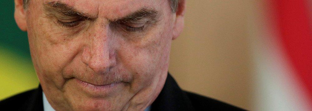 bolsonaro.... - Após 3 meses, Bolsonaro tem a pior avaliação entre presidentes de 1º mandato