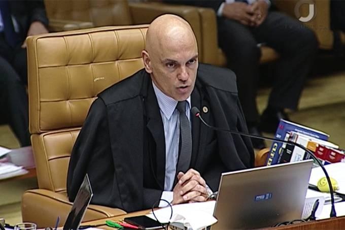 brasil alexandre moraes - BICO FECHADO: Ministro ordena bloqueio de redes sociais e WhatsApp de críticos do STF