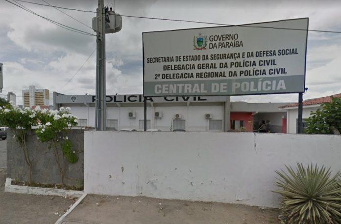 central de polícia civil - Policiais são presos suspeitos de envolvimento em sequestro e explosão a banco
