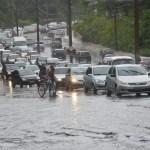 chuva 1 - Inmet emite alerta de chuvas intensas para todos os 223 municípios da Paraíba