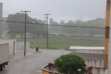 chuva2 foto walla santos - Aesa divulga previsão de chuvas para o próximo trimestre nas regiões Agreste, Brejo e Litoral