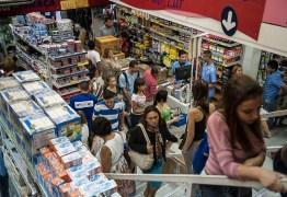 Mercado reduz projeção de crescimento da economia pela 6ª vez