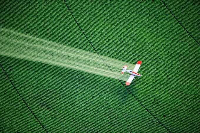 defensivos - COQUETEL BATIZADO: 12 agrotóxicos são detectados na água potável que abastece João Pessoa; Veja outras cidades