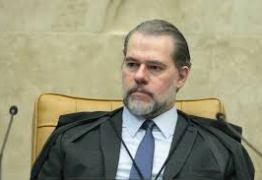 CENSURA: STF manda sites retirarem do ar reportagens que ligam Toffoli à Odebrecht
