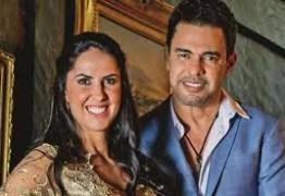Zezé Di Camargo e Graciele Lacerda marcam casamento para 2020