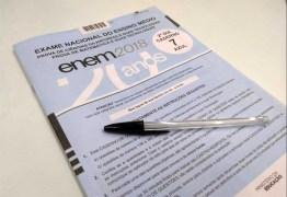 Resultado do pedido de isenção da taxa do Enem 2019 será divulgado nesta quarta