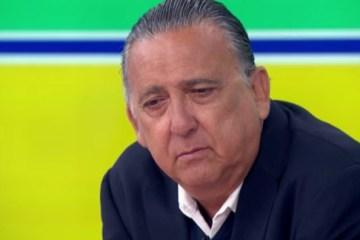 Galvão Bueno se diz 'arrasado' com caso Robinho: 'Dói demais, é horroroso'