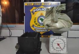 CASAL DO CRIME: Jovens são presos por tráfico de drogas em Mamanguape