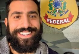 'Serei um cidadão brasileiro', diz Kaysar ao entrar com pedido de cidadania