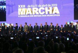 Prefeitos encerram marcha com carta listando avanços e conquistas