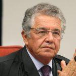 marco aurelio e1556747882939 - 'TEMPOS ESTRANHOS': ministro Marco Aurélio Mello reage à manifestação de domingo