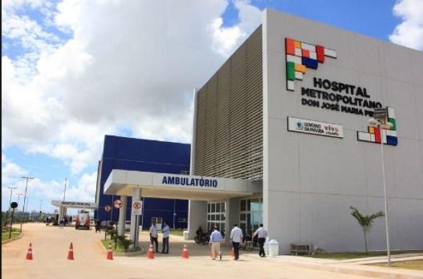 metropolitano 1 300x198 - Governo prorroga intervenção nos Hospitais Metropolitano, de Trauma e de Mamanguape, na PB