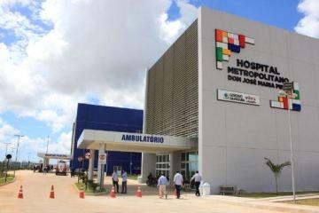 metropolitano - Governo prorroga intervenção nos Hospitais Metropolitano, de Trauma e de Mamanguape, na PB