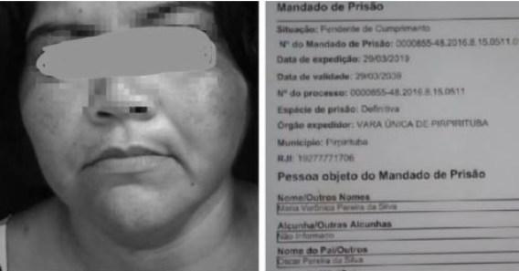 mulher presa 300x157 - Mulher é presa acusada de estupro de vulnerável na Paraíba
