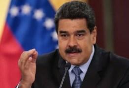 Maduro pede ajuda a Davi Alcolumbre para restabelecer relações com o Brasil e abrir fronteira em Roraima