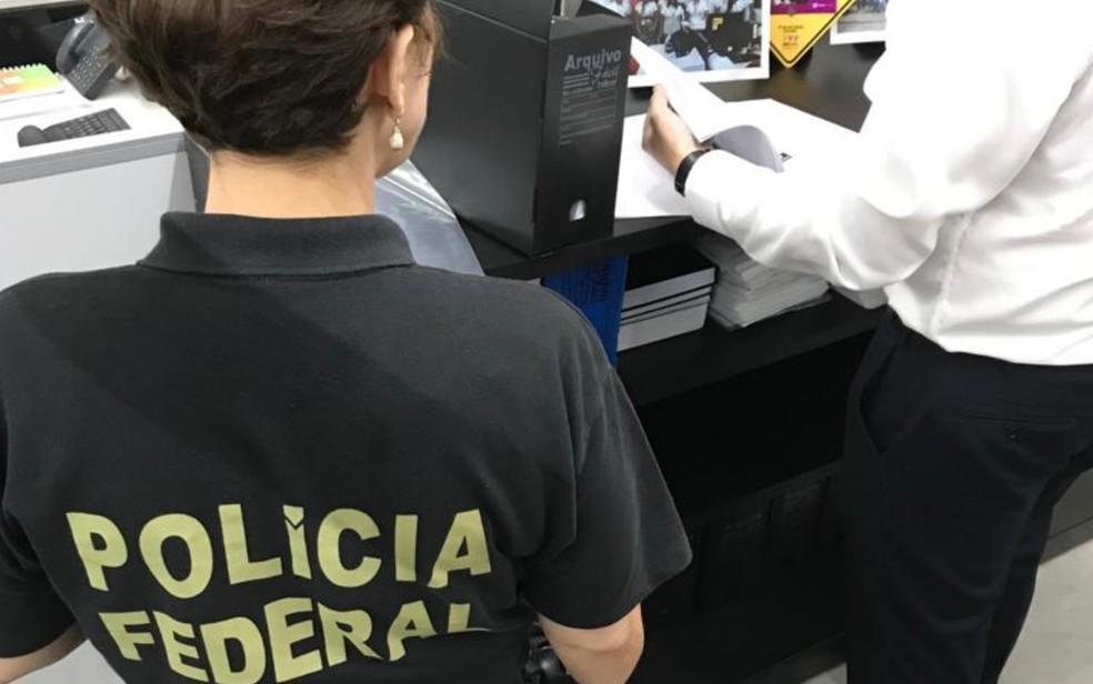 policia federal - OPERAÇÃO CAPIM FÉRTIL: Polícia cumpre mandados e investiga estelionato qualificado no INSS