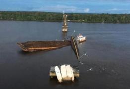 Queda de ponte no Pará deixa ao menos cinco desaparecidos