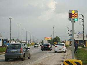 ESTÁ MULTANDO OU NÃO? Superintendente do DNIT diz que radares da grande João Pessoa não tem definido prazo para começar a multar condutores acima da velocidade