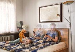 Vício no celular está afastando as famílias dentro de suas próprias casas