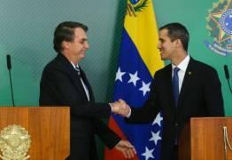 Bolsonaro convoca reunião de emergência sobre a situação na Venezuela