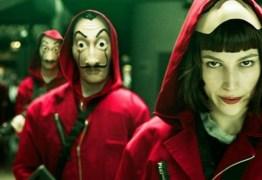 Netflix lança teaser da terceira parte de 'La Casa de Papel'