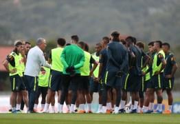 Seleção inicia hoje preparação para Copa América com 6 jogadores