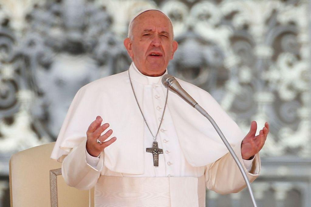 2019 05 01t074943z 1345564066 rc17e3d79900 rtrmadp 3 pope generalaudience 1024x683 - JORNALISTAS ASSASSINADOS: Papa diz que liberdade de imprensa é vital