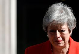 Primeira-ministra britânica, Theresa May, anuncia demissão