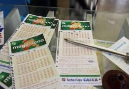 Mega-Sena acumula e deve pagar R$ 275 milhões no próximo sábado