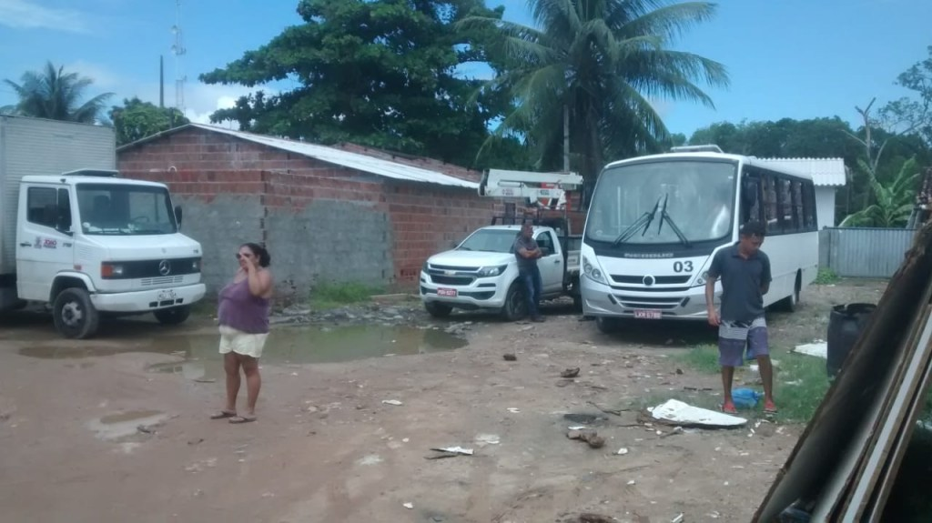 4ba9e894 1234 4f70 bcaa 8d4197903864 1024x575 - PARQUE SANHAUÁ: Moradores do Porto do Capim afirmam que a PMJP demoliu uma casa por engano