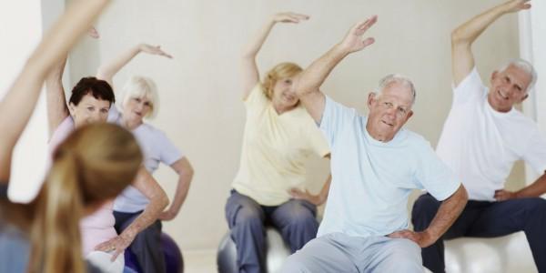 Atividade física na promoção da saúde - Operadora de saúde incentiva atividade física em qualquer idade