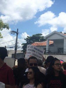 Ato público educação 225x300 - PARAÍBA PELA EDUCAÇÃO: Estudantes, professores e funcionários protestam contra corte no orçamento das instituições federais