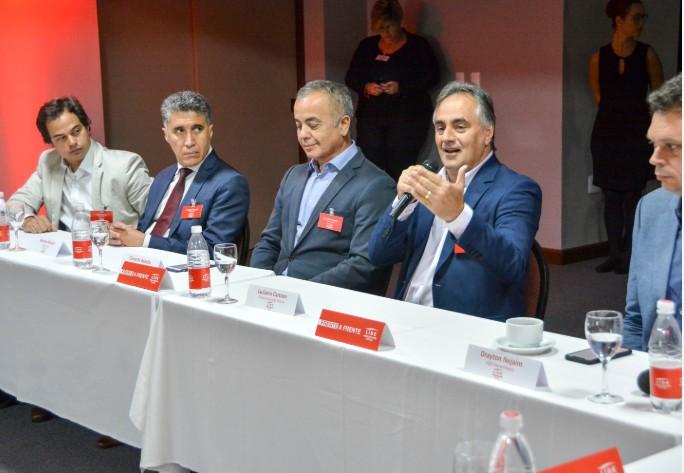 Capturar 11 - Cartaxo se reúne com empresários para discutir investimentos para João Pessoa