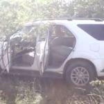 Capturar 53 - SÃO BENTO: Bandidos que explodiram agências bancárias em São Bento abandonam carros na Zona Rural de Caicó; VEJA VÍDEO