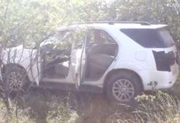 SÃO BENTO: Bandidos que explodiram agências bancárias em São Bento abandonam carros na Zona Rural de Caicó; VEJA VÍDEO