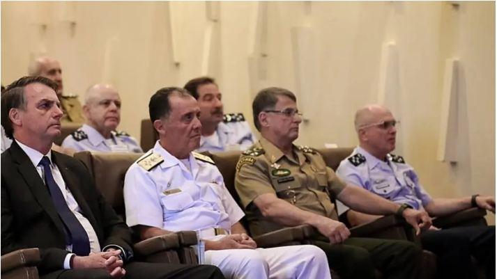 Capturar 7 - Governo retém 44% da verba das Forças Armadas; redução será de R$ 5,8 bilhões
