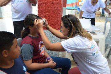 Caravana3 696x461 - Caravana da Visão: Prefeitura e Energisa farão entrega de óculos a 253 crianças das escolas municipais em Cajazeiras