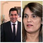 Gilberto e Livânia - OPERAÇÃO CALVÁRIO: Processos de Livânia e Gilberto Carneiro foram transferidos para a 5ª Vara Criminal da Capital