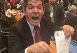 'A BAHIA É UM LIXO': afirma Delegado Waldir, líder do PSL, na Câmara – VEJA VÍDEO