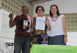 Prefeita Márcia Lucena participa de audiência do Orçamento Democrático Municipal no Centro de Conde e presta contas de ações da gestão na região