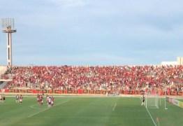 Campinense perde de 1 a 0 para o Jacuipense no Campeonato Basileiro Série D