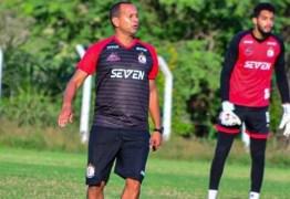 Com risco de eliminação, treinador quer Campinense tratando Jacuipense 'como se fosse o último jogo de nossas vidas'