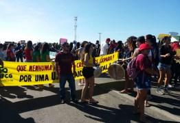Estudantes protestam contra corte de verbas de universidades e IFPBs na Paraíba