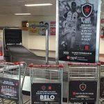 WhatsApp Image 2019 05 23 at 19.42.54 1 e1558652921709 - Aeroporto Castro Pinto se veste de Botafogo-PB no dia da final da Copa do Nordeste - VEJA IMAGENS