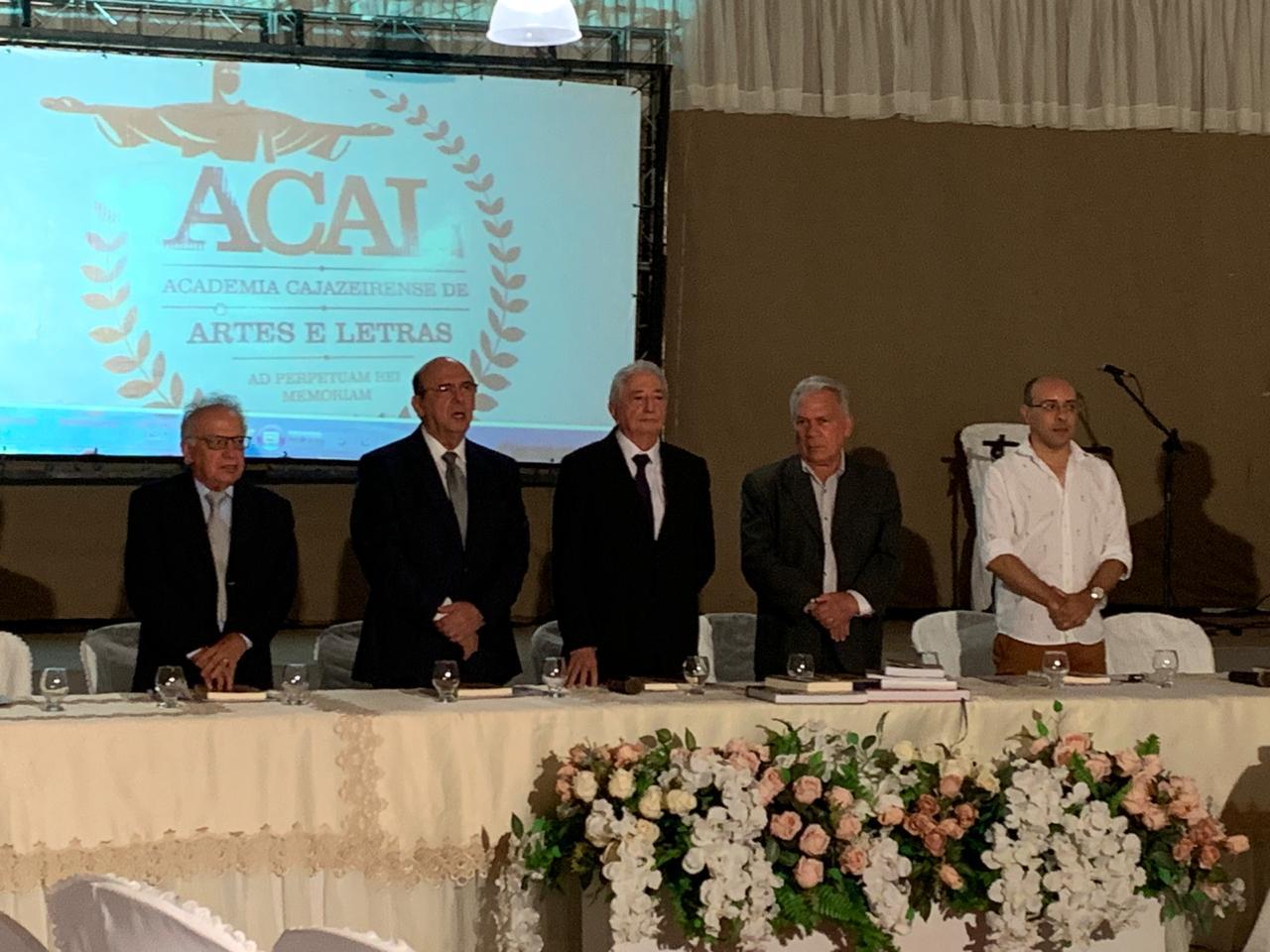 WhatsApp Image 2019 05 24 at 21.07.02 - Gutemberg Cardoso é empossado membro da Academia Cajazeirense de Artes e Letras