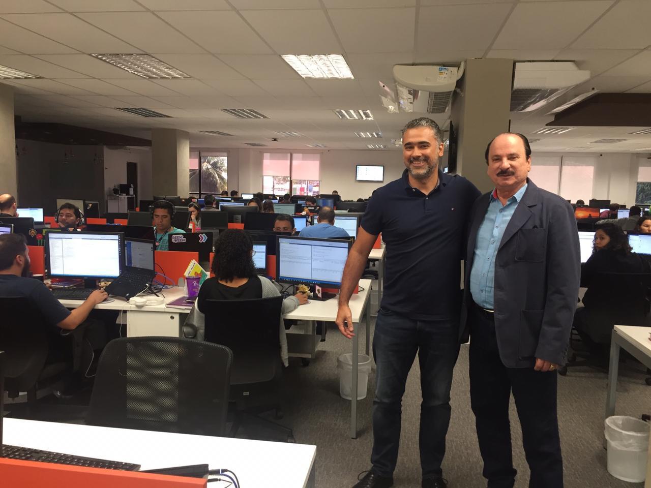 WhatsApp Image 2019 05 30 at 19.24.12 - Secretário Durval Ferreira inicia ciclo de visitas às empresas filiadas ao PoloExtremo Oriental das Américas
