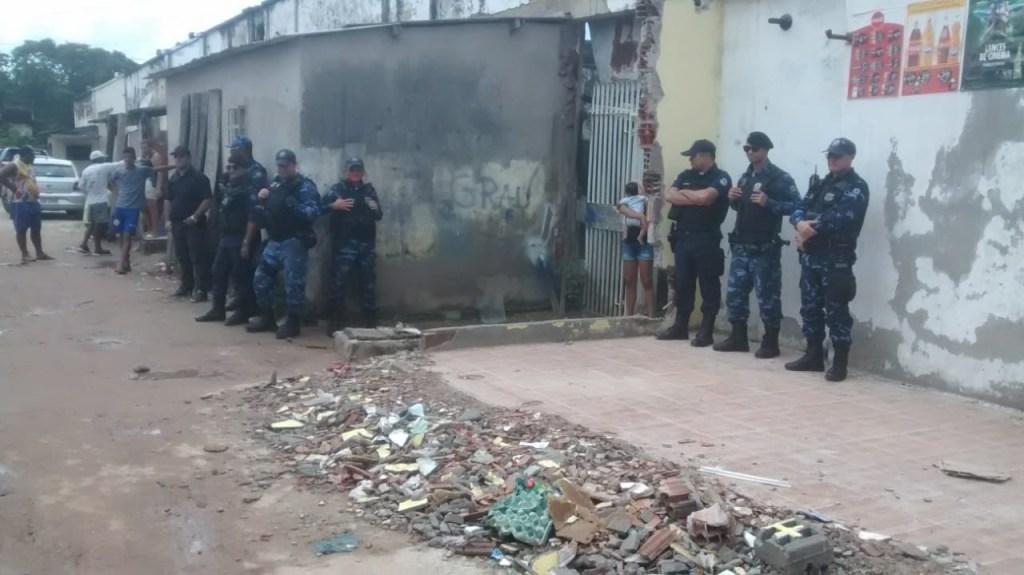 ac6dc391 569e 449b b081 331e1e4f493b 1024x575 - PARQUE SANHAUÁ: Moradores do Porto do Capim afirmam que a PMJP demoliu uma casa por engano