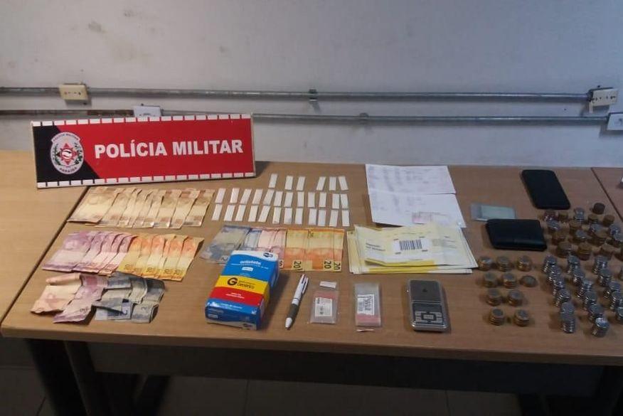 apreensao jp - Foragidos da justiça são presos e suspeito de tráfico de drogas é detido em João Pessoa